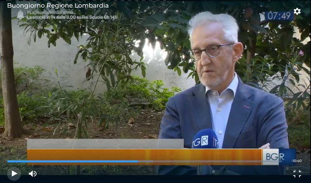 TGR Lombardia | intervento FWA e FLA
